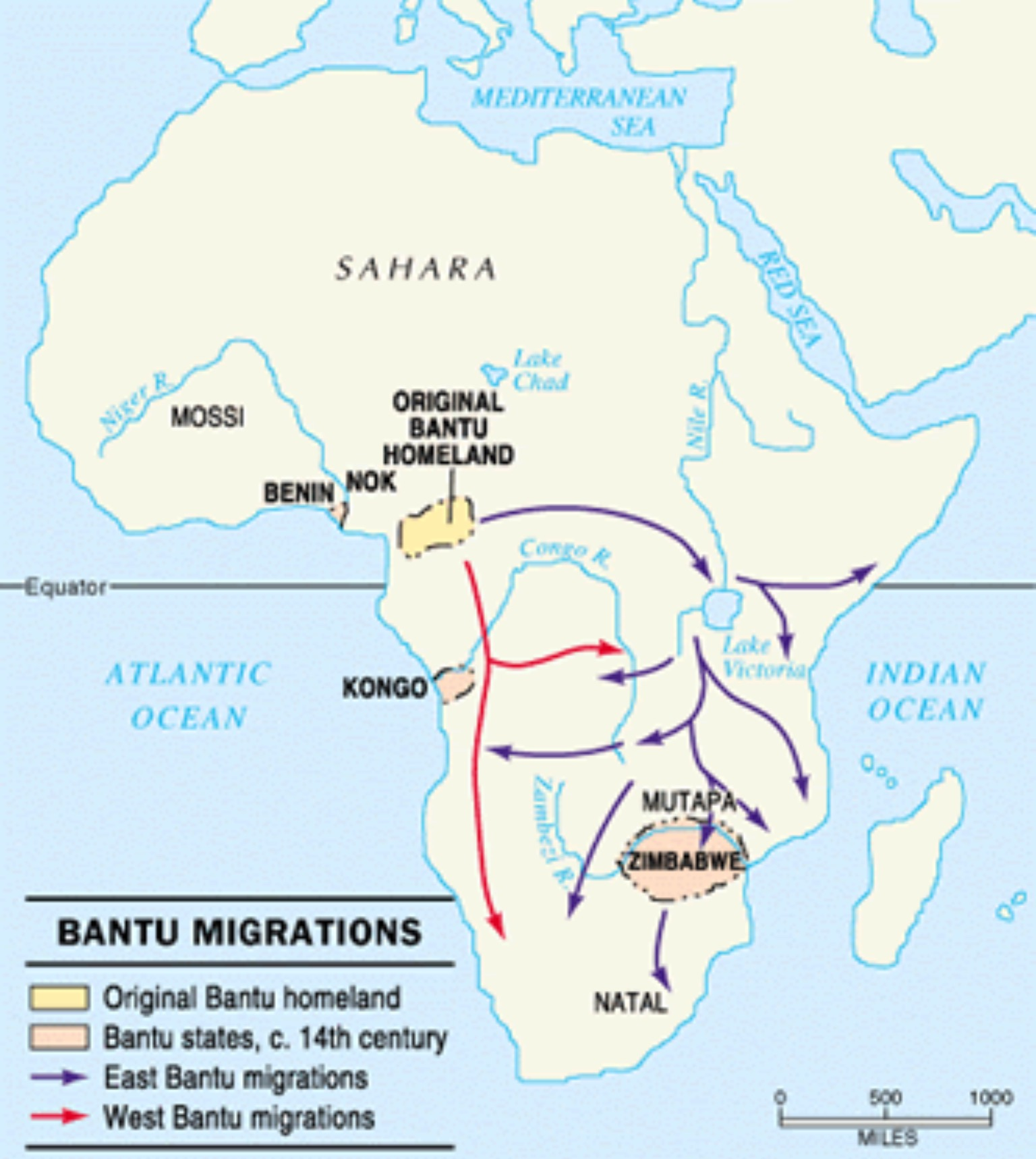 bantu migrations The bantu migration is the movement of the bantu people, originally from congo, into other countries of eastern and southern africa such as tanzania and kenya.